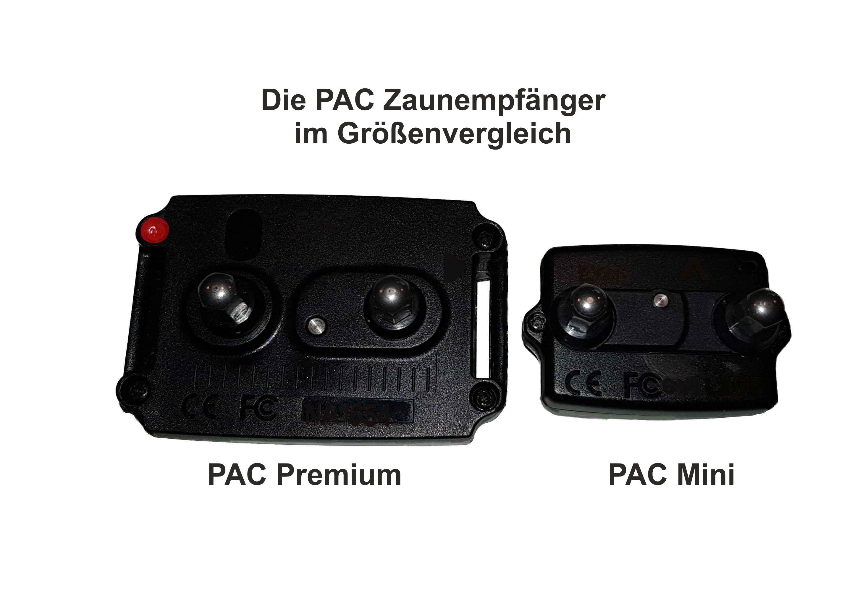 Empfänger für PAC Mini Tierzaun Lithium