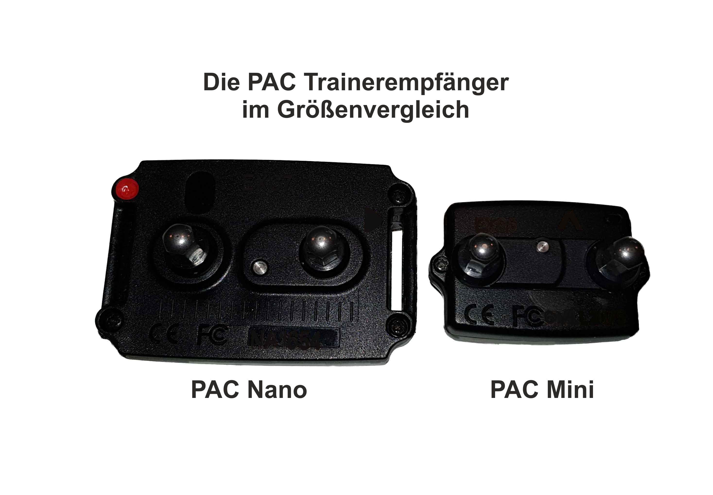 PAC Mini Lithium Ferntrainer