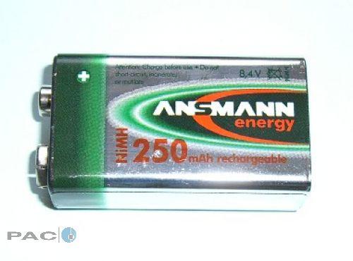 Ferntrainer Batterie