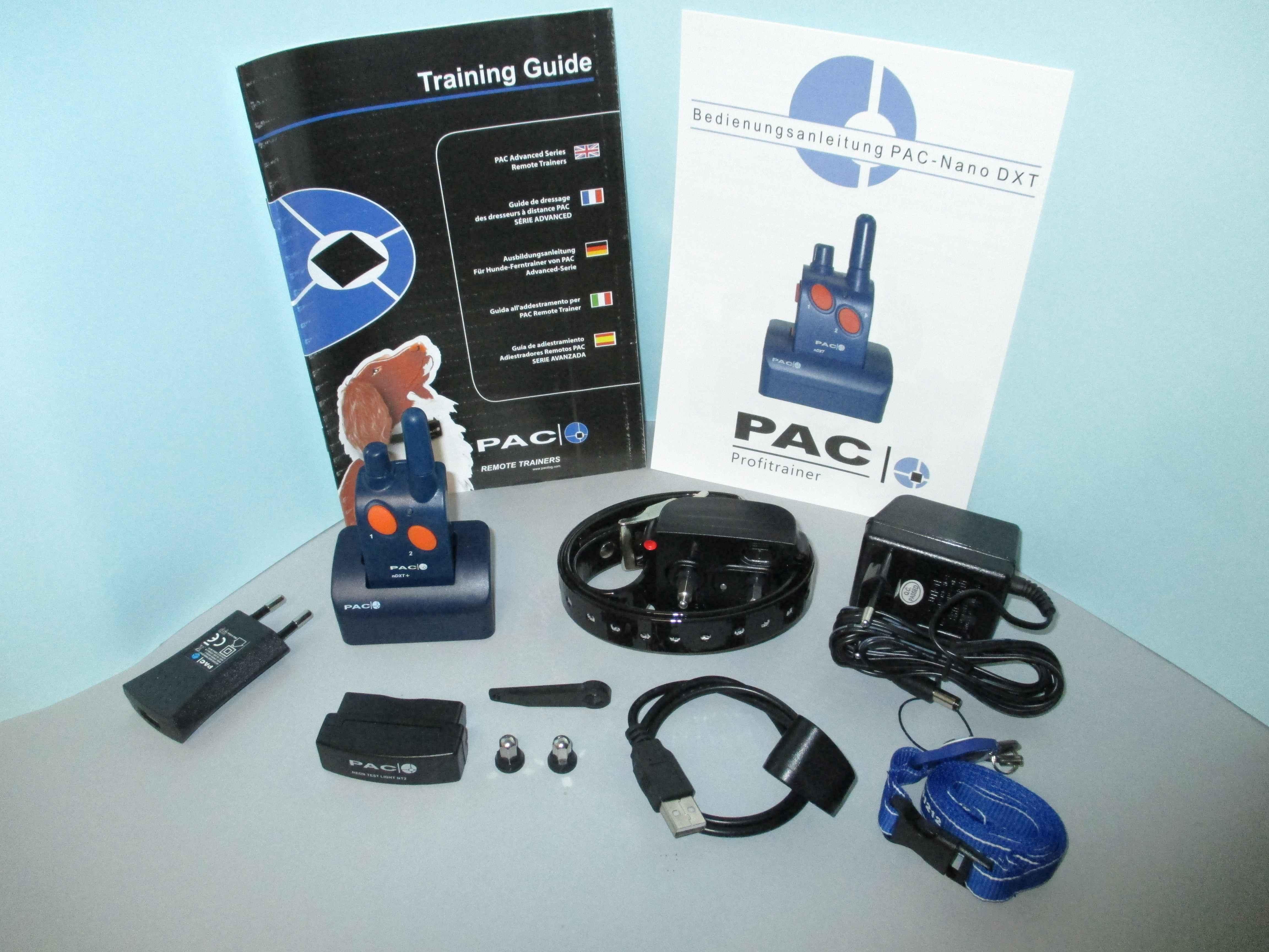 PAC Nano V Ferntrainer nur Vibration