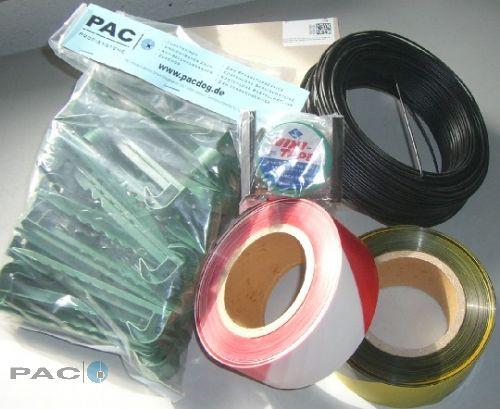 1,5mm PAC Drahtpaket für Hundezaun
